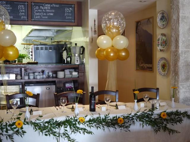 Topolino Italian restaurant