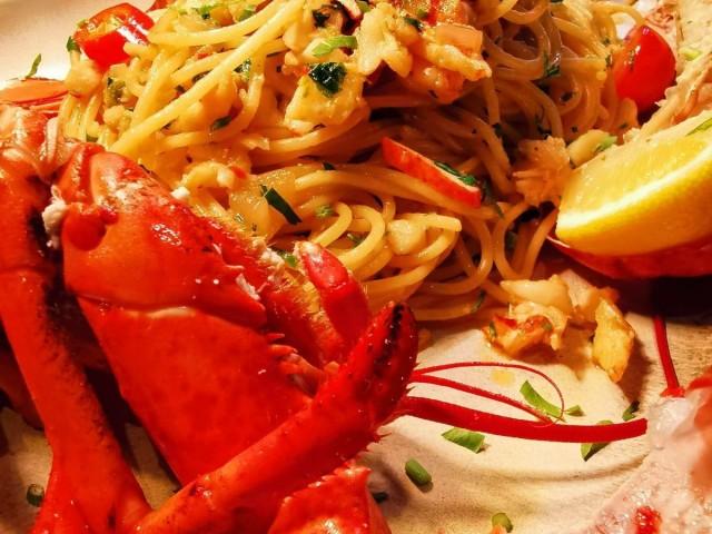 Topolino Italian Restaurant Lobster (Friday's)