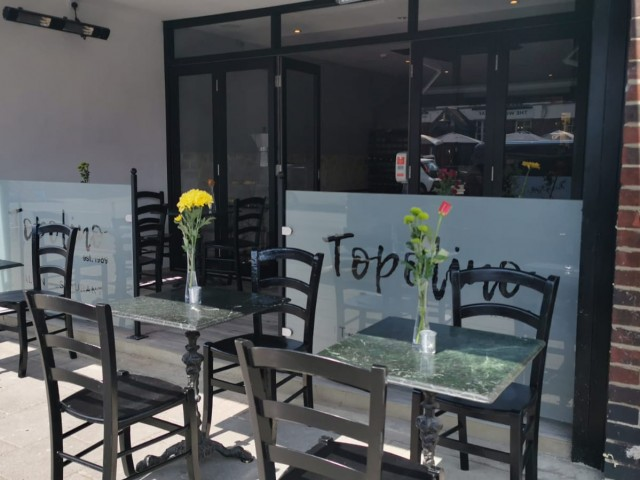 Topolino Italian Restaurant Outside