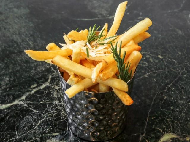 Topolino Italian Restaurant Parmesan Truffle Fries
