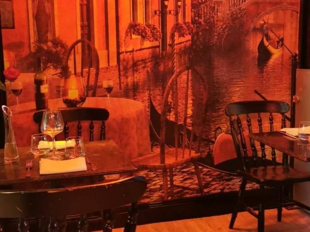 Topolino Italian Restaurant Terrace